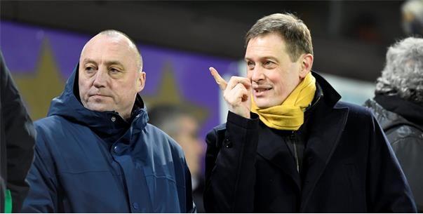 'Minderheidsaandeelhouders kunnen Vandenhaute buitenspel zetten bij Anderlecht'