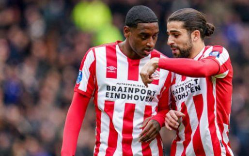 'Rodríguez mogelijk ook volgend seizoen bij PSV: Zwitser wil salaris inleveren'