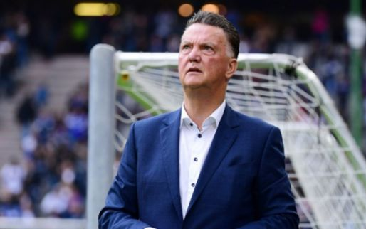 Van Gaal heeft contact met Ten Hag: 'Dan gaan ze niet al te veel winnen, vrees ik'