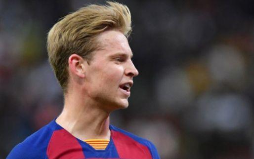 'Kassa voor Ajax, Willem II en RKC dankzij Frenkie de Jong en Barcelona'