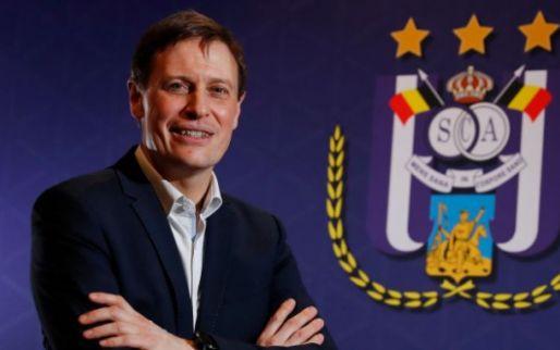 Financiële injectie zorgt voor rust bij Anderlecht: