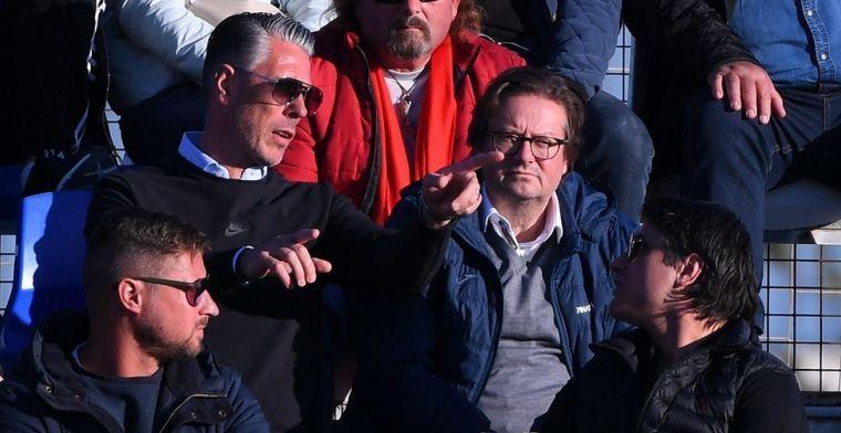 """Van Eetvelt licht beslissing toe: """"Wij steunen Verschueren daarin bij Anderlecht"""""""