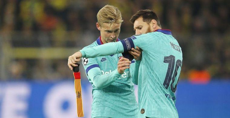 'Crisis in Camp Nou: spelers Barça reageren niet op salarisverzoek Bartomeu'