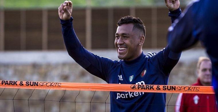 Kamp-Tapia 'wacht op aanbiedingen' bij Feyenoord en ontkent Spaanse transfer