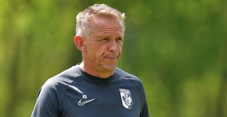 Sturing krijgt nieuwe functie bij Vitesse: 'Mijn passie ligt op het veld'