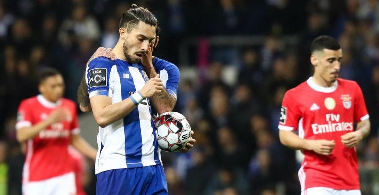 Coronacrisis raakt ook Portugese clubs hard: 'Hadden akkoord van 147 miljoen euro'