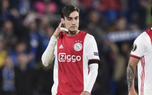 'Ajax gaat hoog in de boom zitten en bepaalt vraagprijs op 35 miljoen euro'