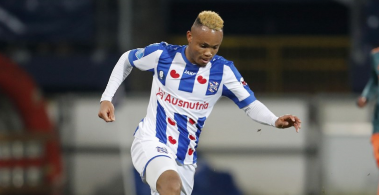 Heerenveen troefde Besiktas, Lazio en Celtic af: Geen moment spijt gehad