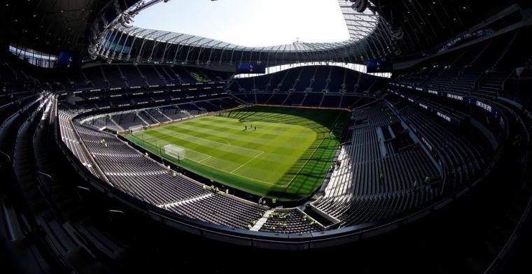 Tottenham leent enorm bedrag van Bank of England om coronacrisis door te komen