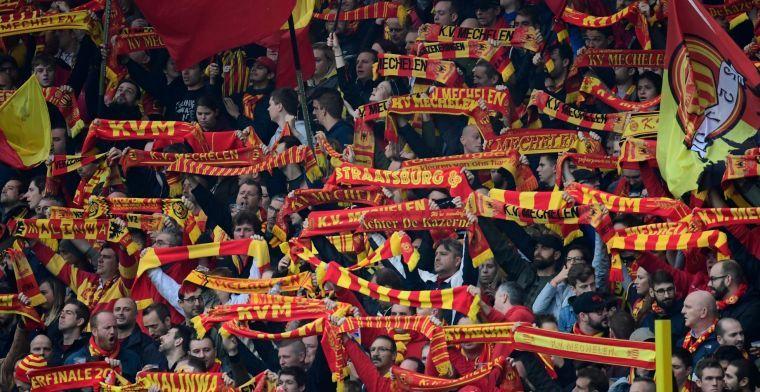 OFFICIEEL: KV Mechelen verwelkomt komende winter nieuwe linksback
