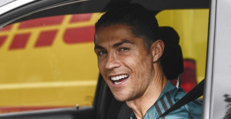 Ronaldo zit niet stil: bij Serie A-herstart nog sneller door nieuw slimmigheidje