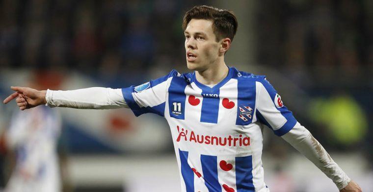 'Zenit laat interesse in Heerenveen-aanvaller varen en kijkt verder'