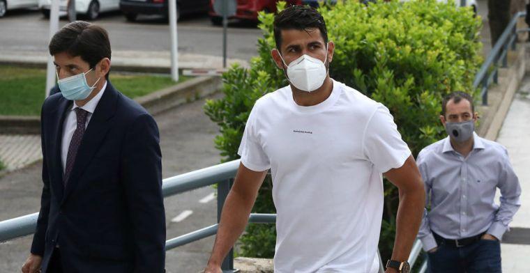 Costa accepteert celstraf en boete, maar hoeft de gevangenis niet in