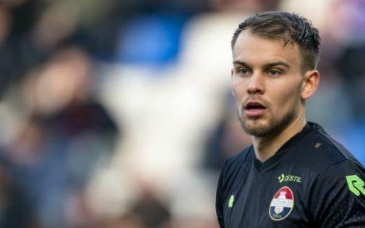 'Anderlecht haalt doublure voor Van Crombrugge bij Willem II'