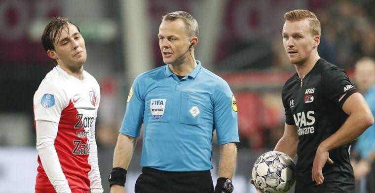 'UEFA zal laatste twee kikkers, FC Utrecht en AZ, terug in kruiwagen zetten'