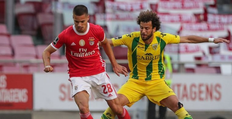 Portugal in rep en roer: Benfica-spelers gewond na 'steniging' van spelersbus