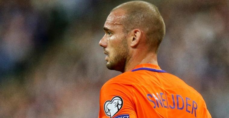 Sneijder geeft transferadvies aan Martínez en looft Eriksen: 'Goed bij Ajax'