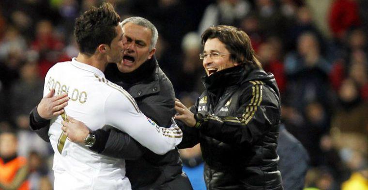 Modric over clash Ronaldo-Mourinho: 'Moesten ingrijpen, anders werd er gevochten'