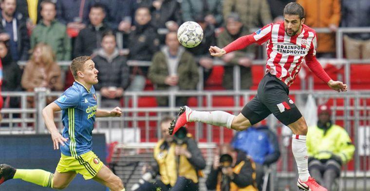 Rodríguez houdt PSV-deur open: 'Als PSV zich meldt, luister ik en beslis ik'