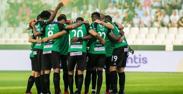 'Cercle Brugge plukt verdediger weg bij Franse tweedeklasser Auxerre'