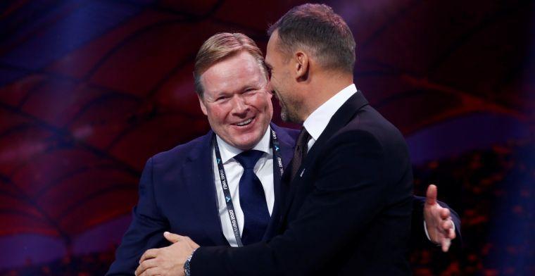Update: KNVB bevestigt salarisverlaging van Koeman en co.