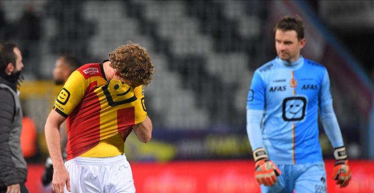 Swinkels weg bij Malinwa: Had graag mijn carrière afgesloten bij Mechelen