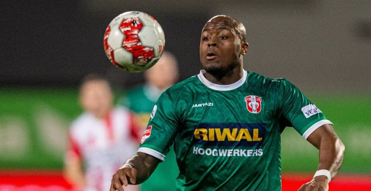 Sparta strikt Gravenberch: 'Gemotiveerd voor nieuwe kans in Eredivisie'