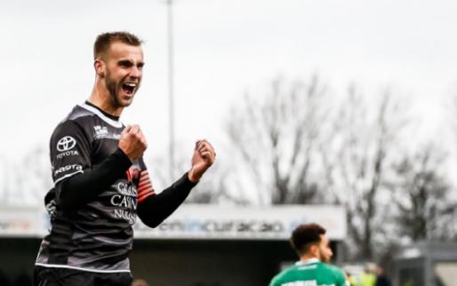Afbeelding: 'Eerst een jaar Eerste Divisie en dan knallen in de Eredivisie'