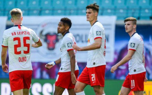 Afbeelding: Leipzig geeft overwinning uit handen tegen Paderborn: gelijkmaker in blessuretijd