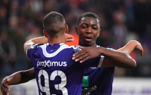 'Na Juventus toont ook Spaanse club interesse in Anderlecht-talent Kana'