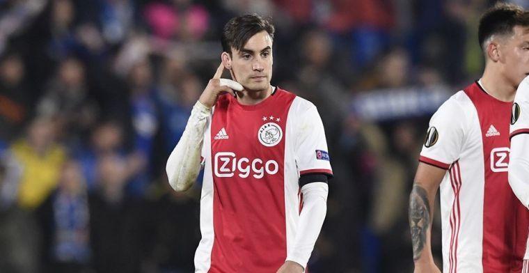 'Firpo moet transfersom Martínez drukken: Barça denkt aan Tagliafico en Angeliño'