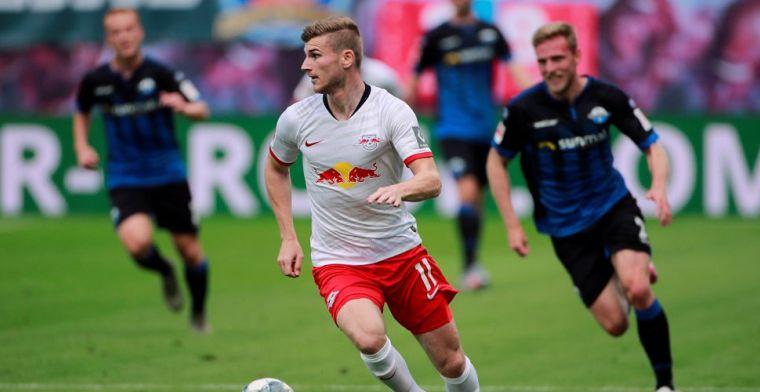 'Derde optie voor Werner naast Liverpool en Chelsea: spits heeft keuze al gemaakt'