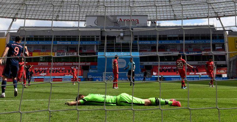Leverkusen kan Bayern niet stoppen: achtste titel op rij komt in zicht
