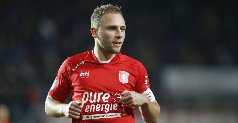 Twente-verdediger terughoudend na KNVB-uitslag: 'Angst voor mijn omgeving'