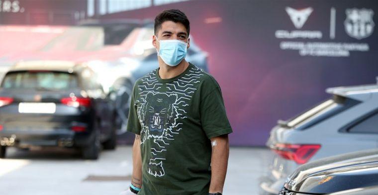'Barcelona heeft na 147 dagen eindelijk goed nieuws over Suarez'