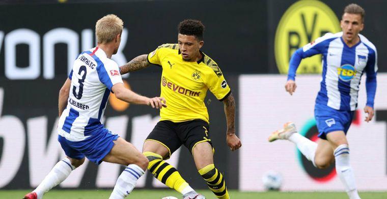 LIVE: Dortmund sprankelt niet, maar zet grote Champions League-stap (gesloten)