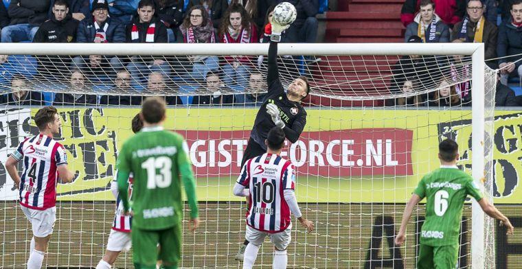 'Ongelofelijke penaltypakker' Wellenreuther: 'Ik zweer het: gemiddeld 3 van de 5'