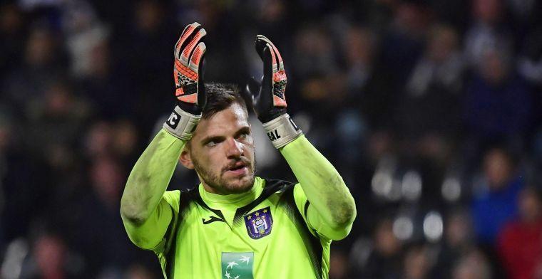 'Van Crombrugge wil nieuw contract bij Anderlecht, anders dreigt een vertrek'
