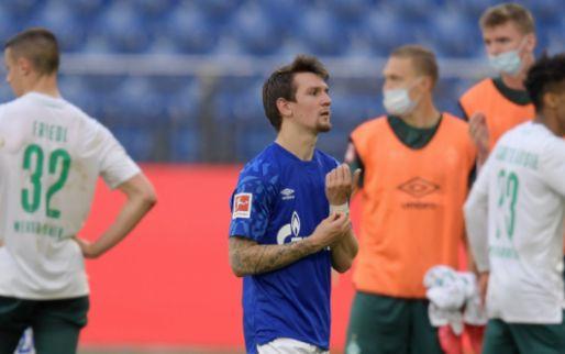 Afbeelding: Schalke en basispion Benito Raman blijven in het sukkelstraatje na draw