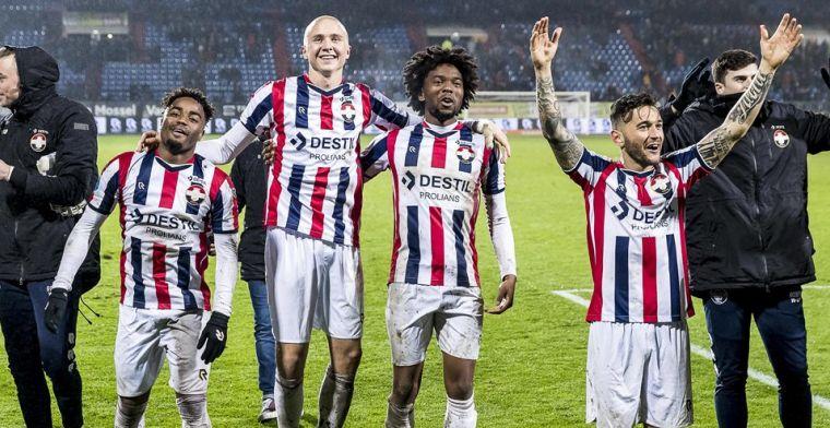 'AZ, PSV en Willem II wachten op UEFA en kunnen nog geen planning maken'