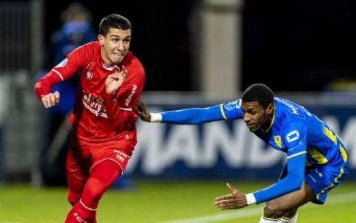 Afbeelding: FC Twente ziet transfervrije Cantalapiedra lucratief contract tekenen