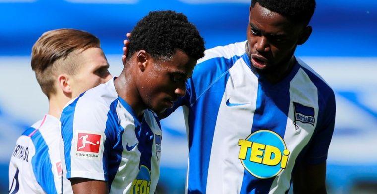 Domper voor Dilrosun; definitief geen Bundesliga-voetbal meer dit seizoen