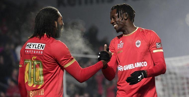 OFFICIEEL: KAS Eupen en Antwerp FC doen zaken met elkaar