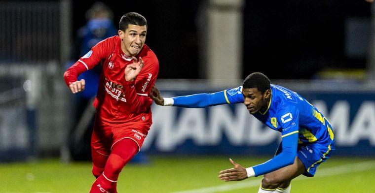 FC Twente ziet transfervrije Cantalapiedra lucratief contract tekenen