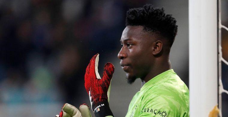 Ajax-vertrek Onana toegejuicht: 'Hij kan nu nog een paar risico's nemen'