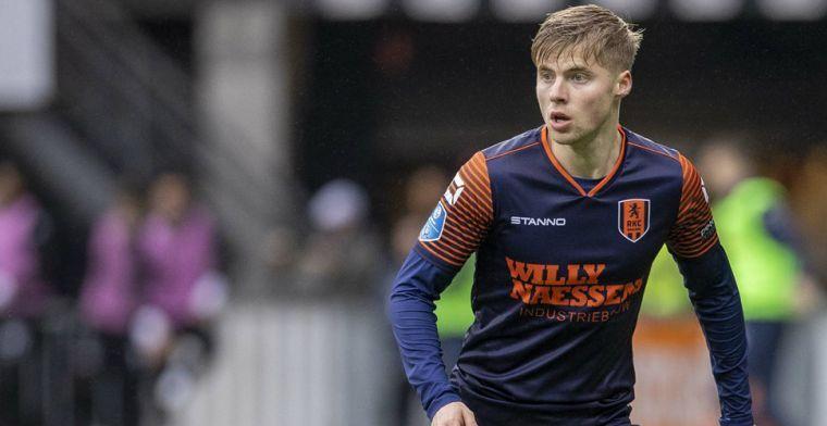 'Krachtig signaal' Fortuna Sittard: Hansson tekent voor vier seizoenen in Limburg