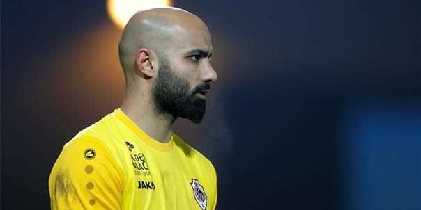 Dikke pech voor Antwerp: 'Zonder doelman richting bekerfinale tegen Club Brugge'