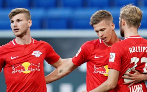 Afbeelding: Olmo doet Schreuder-loos Hoffenheim in twee minuten tijd de das om