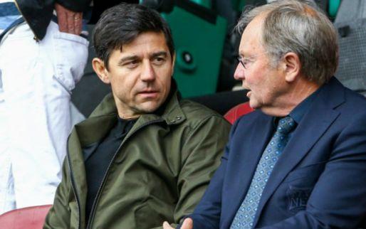 Afbeelding: Kalezic over 'beste vriend' Van Nistelrooy: 'Als 18-jarige naar het bestuur toe'
