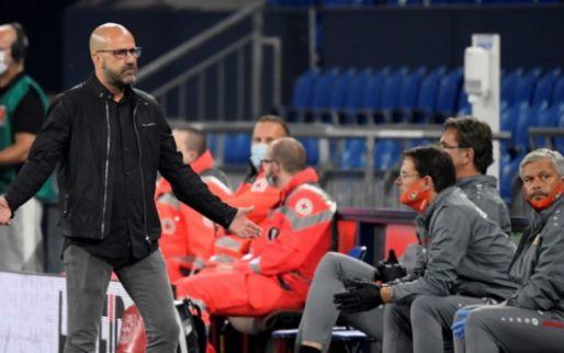 Afbeelding: Bosz maakt zich boos ondanks Champions League-stap Leverkusen